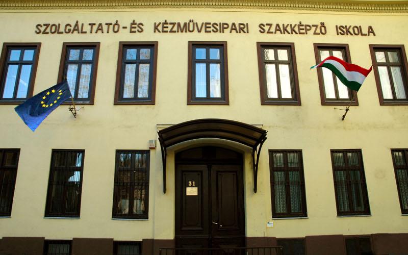 Budapesti Komplex SZC Kézművesipari Szakgimnáziuma iskolaepulet
